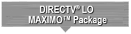 DIRECTV® LO MAXIMO™ Package