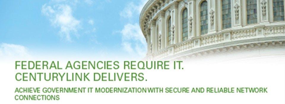 CenturyLink Strategic Government Overview