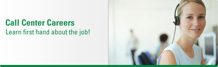 Call Center Careers At CenturyTel. Learn firsthand about the job - click here to play video.